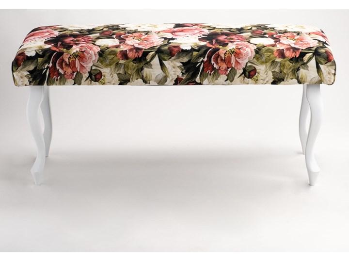 Ławka tapicerowana STYLE Pomieszczenie Salon Pomieszczenie Przedpokój