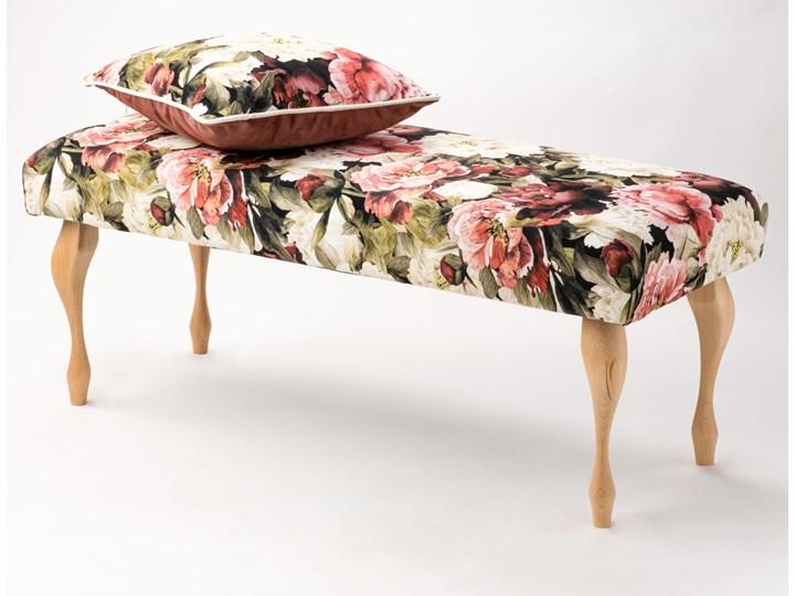 Ławka tapicerowana STYLE Pomieszczenie Garderoba Materiał obicia Tkanina