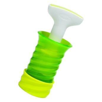 CHEFN Pojemnik do przechowywania ziół zielony 11x5,5x5,5cm - Homla