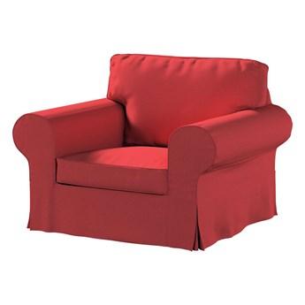 Pokrowiec na fotel Ektorp, czerwony, 103 x 82 x 73 cm, Living