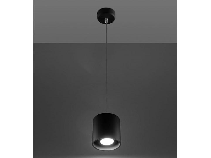 Lampa Wisząca ORBIS 1 Czarny Lampa z kloszem Funkcje Brak dodatkowych funkcji Kategoria Lampy wiszące