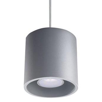 Lampa Wisząca ORBIS 1 Szary