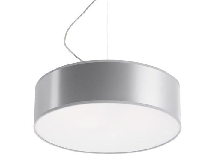 Lampa Wisząca ARENA 35 Szara Lampa z kloszem Kategoria Lampy wiszące Funkcje Brak dodatkowych funkcji