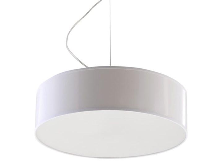 Lampa Wisząca ARENA 35 Biała Lampa z kloszem Funkcje Brak dodatkowych funkcji