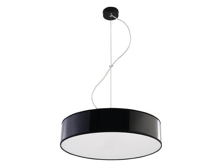 Lampa Wisząca ARENA 45 Czarna Lampa z kloszem Funkcje Brak dodatkowych funkcji Kolor Czarny