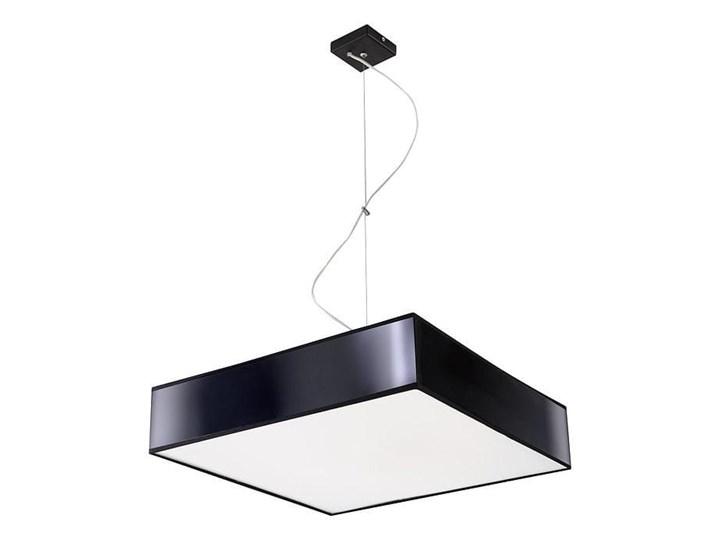 Lampa Wisząca HORUS 35 Czarny Lampa z kloszem Funkcje Brak dodatkowych funkcji