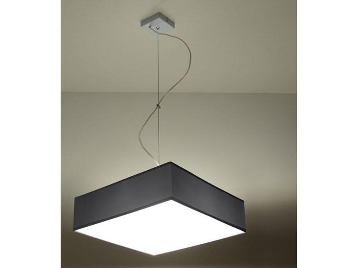 Lampa Wisząca HORUS 35 Szary Lampa z kloszem Funkcje Brak dodatkowych funkcji Kategoria Lampy wiszące