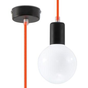 Lampa Wisząca EDISON Pomarańczowa