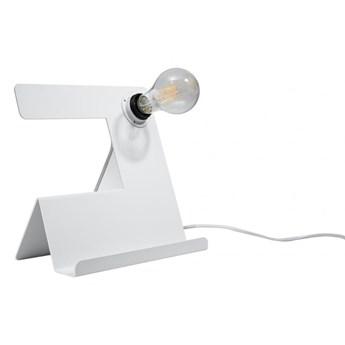 Lampa biurkowa INCLINE biała