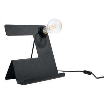 Lampa biurkowa INCLINE czarna