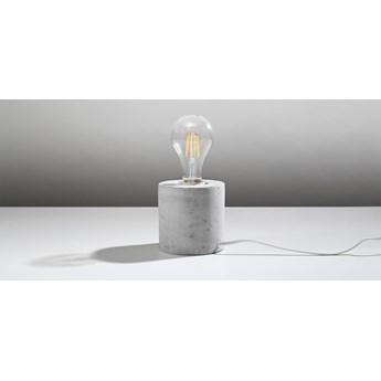 Lampa biurkowa SALGADO beton