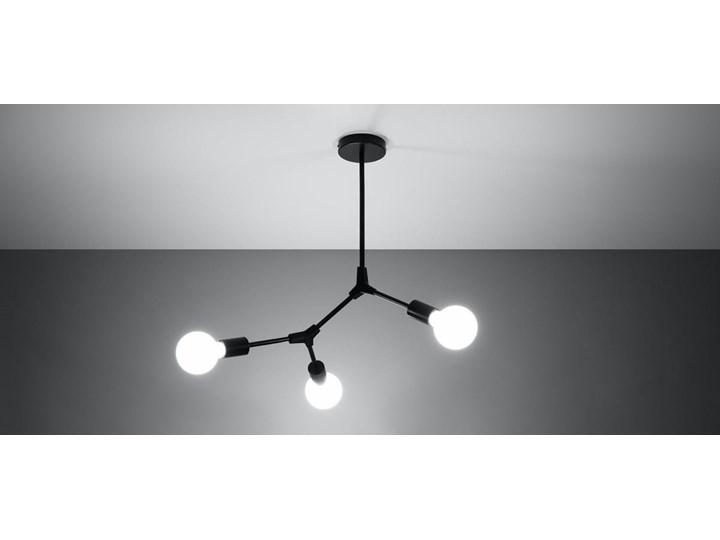 Żyrandol PLATO 3 Stal Metal Kategoria Lampy wiszące