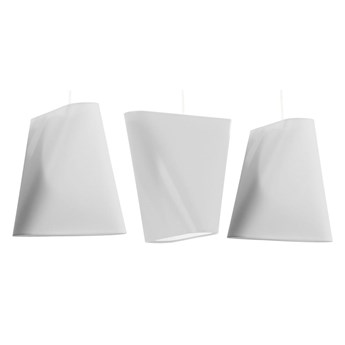Żyrandol BLUM 3 biały