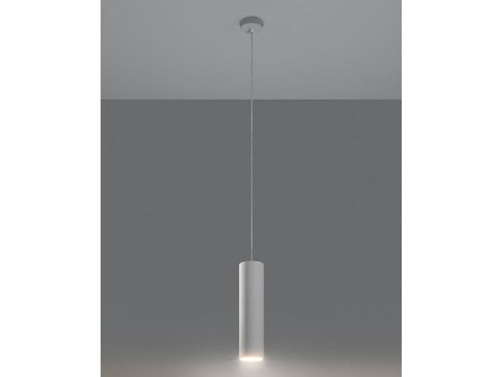 Lampa wisząca ceramiczna NANCY Ceramika Lampa z kloszem Kategoria Lampy wiszące