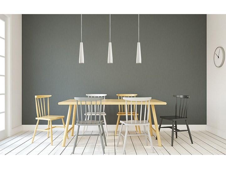 Lampa wisząca ceramiczna ELECTRA Kategoria Lampy wiszące Lampa z kloszem Ceramika Kolor Biały