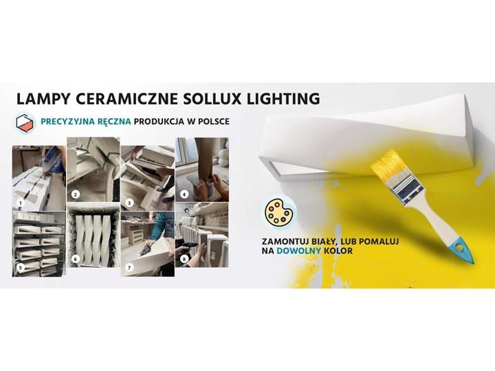 Lampa wisząca ceramiczna ELECTRA Ceramika Lampa z kloszem Kategoria Lampy wiszące