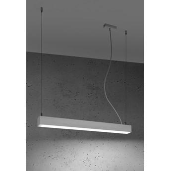 Lampa wisząca PINNE 67 biała 4000K