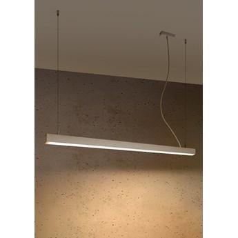 Lampa wisząca PINNE 117 biała 3000K