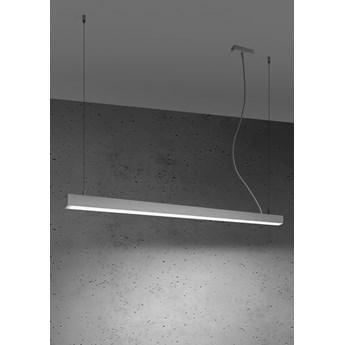 Lampa wisząca PINNE 117 biała 4000K