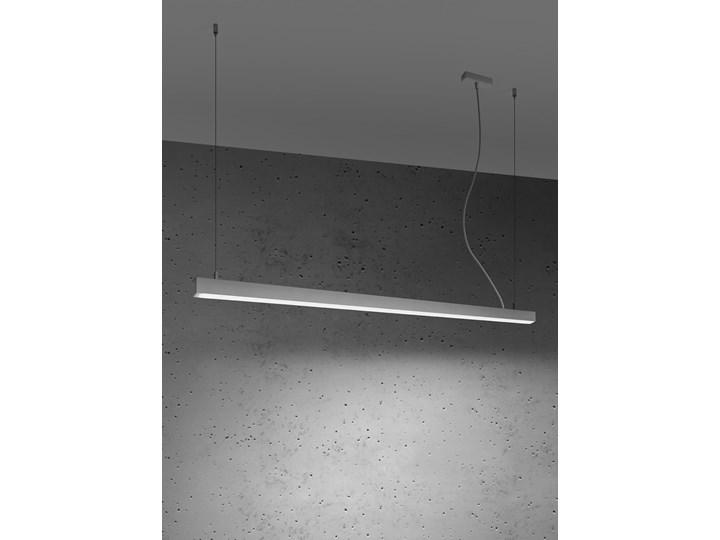 Lampa wisząca PINNE 150 biała 4000K Kolor Biały Kategoria Lampy wiszące