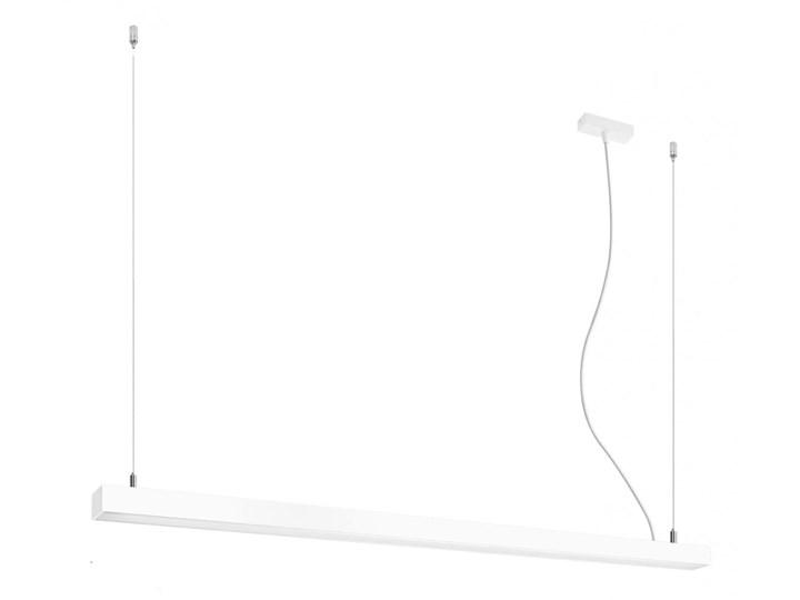 Lampa wisząca PINNE 150 biała 4000K Kolor Biały