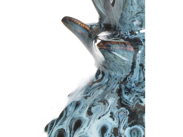 Figurka Dekoracyjna 232c2 Kategoria Figury i rzeźby Ceramika Kolor Szary