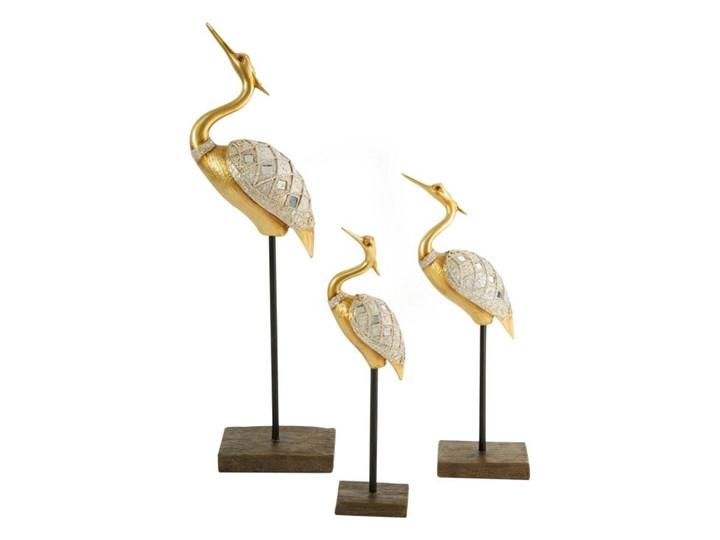 Figurka dekoracyjna 247c9 Kategoria Figury i rzeźby Tworzywo sztuczne Kamionka Kolor Szary