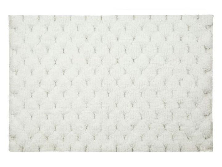 Dywanik dekoracyjny DU-02 50x70 cm Bawełna Poliester Kategoria Dywaniki łazienkowe 60x90 cm Kolor Biały