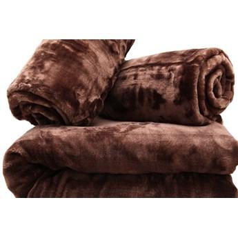 Komplet narzut na kanapę i fotele KGF2 brąz