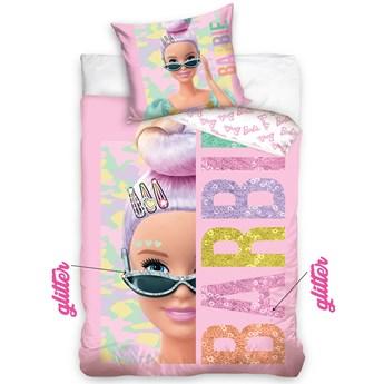 Pościel licencyjna bawełniana Barbie POA-278