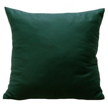 Poszewka z satyny bawełnianej zielona JS-069