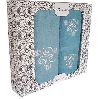 Komplet ręczników 3-częściowy KRZ3-097
