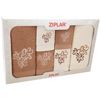 Komplet ręczników 6-częściowy KRZ6-007