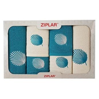 Komplet ręczników 6-częściowy KRZ6-040