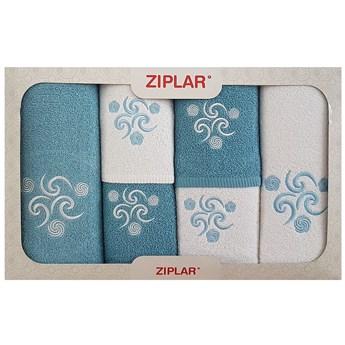 Komplet ręczników 6-częściowy KRZ6-067