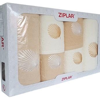 Komplet ręczników 6-częściowy KRZ6-075