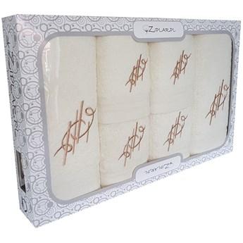 Komplet ręczników 6-częściowy KRZ6-087