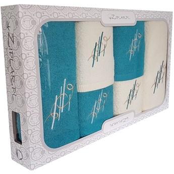 Komplet ręczników 6-częściowy KRZ6-088