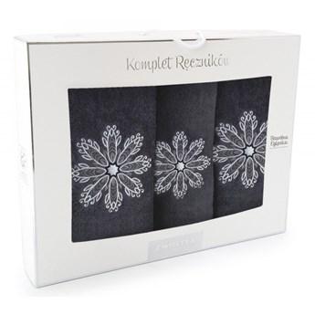 Komplet ręczników 3-częściowy KRZA3-02