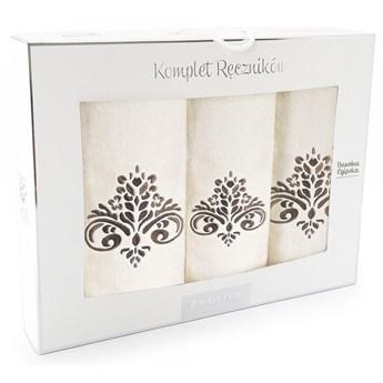 Komplet ręczników 3-częściowy KRZA3-07