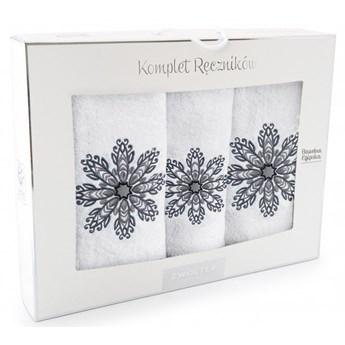 Komplet ręczników 3-częściowy KRZA3-09