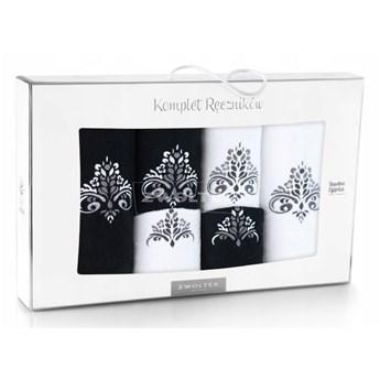 Komplet ręczników 6-częściowy KRZA6-03