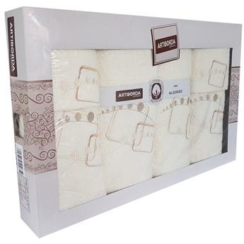 Komplet ręczników 6-częściowy KRZC6-23