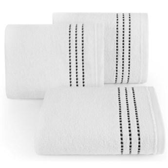 Ręcznik bawełniany biały R147-01