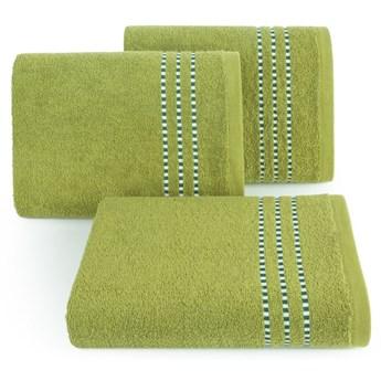 Ręcznik bawełniany oliwkowy R147-12