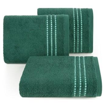Ręcznik bawełniany ciemnozielony R147-13