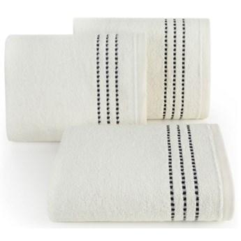 Ręcznik bawełniany kremowy R147-18