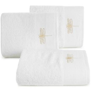 Ręcznik bawełniany biały R148-01
