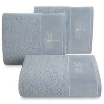 Ręcznik bawełniany srebrny R148-04