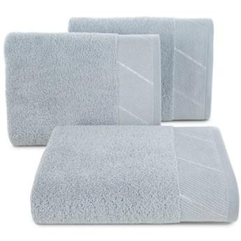 Ręcznik bawełniany srebrny R150-04